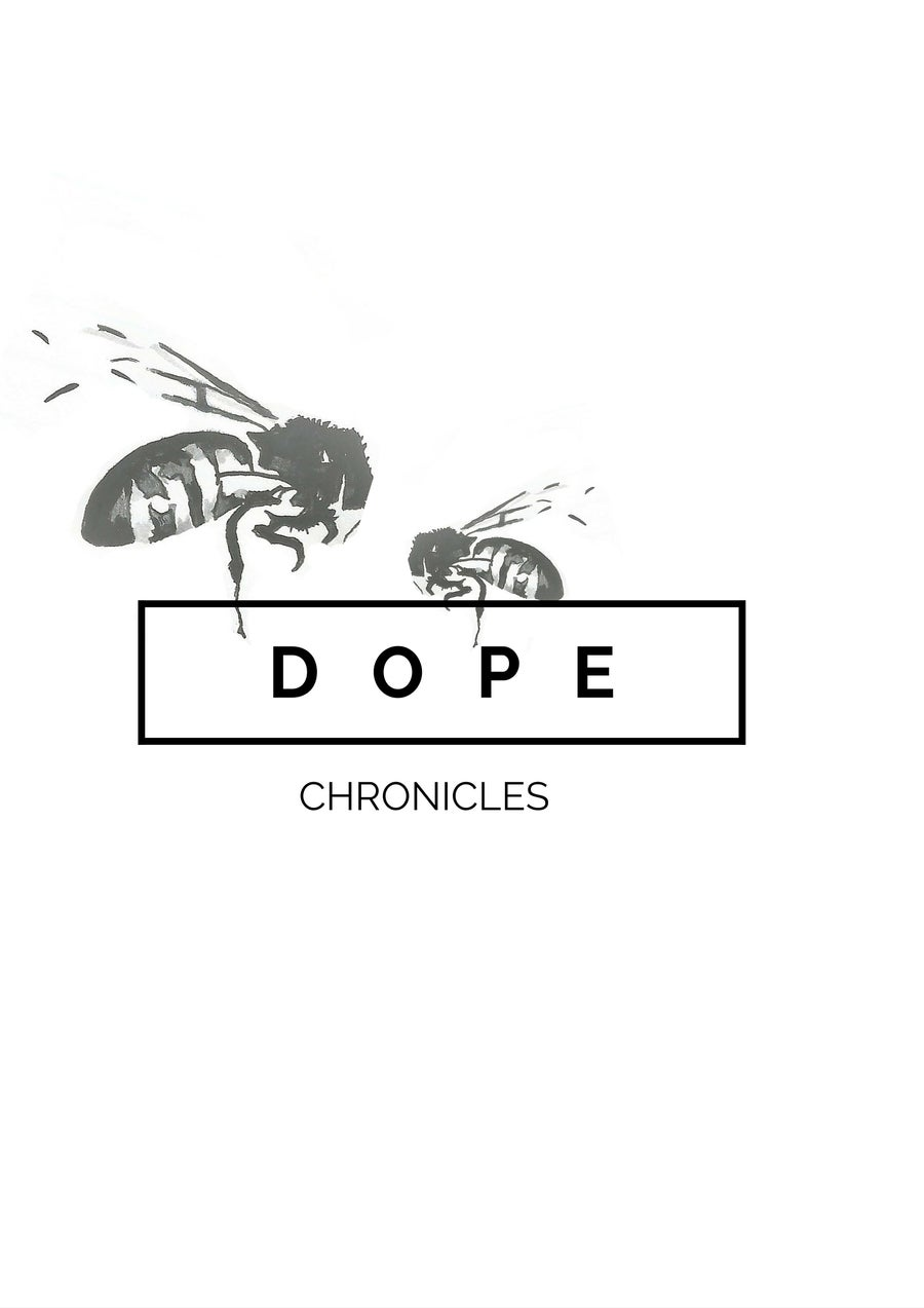 Image of DOPE CHRONICLES (print)