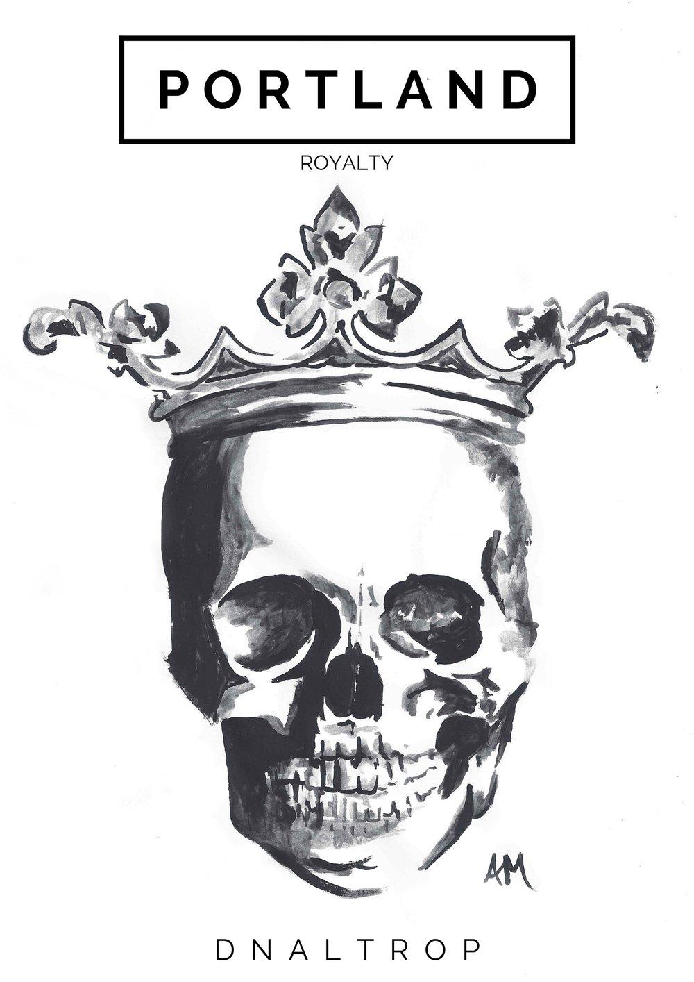 Image of PORTLAND (print)