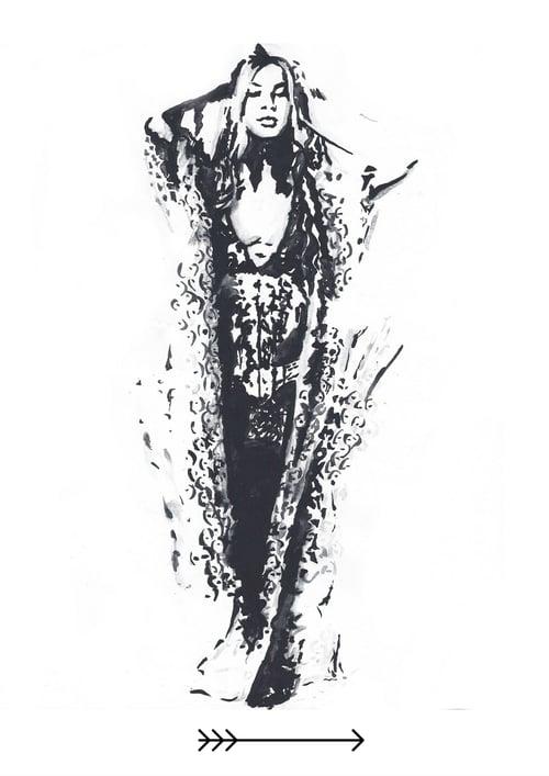 Image of Whisper (print)