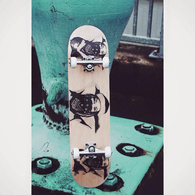 Image of Skateboard