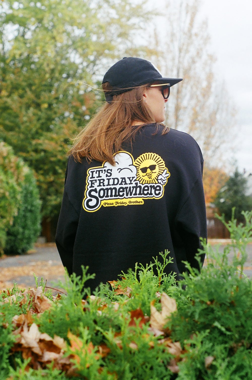 Image of Friday Somewhere Sweatshirt