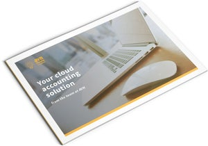 Image of Cloud Accounting Brochure Print (AVN)