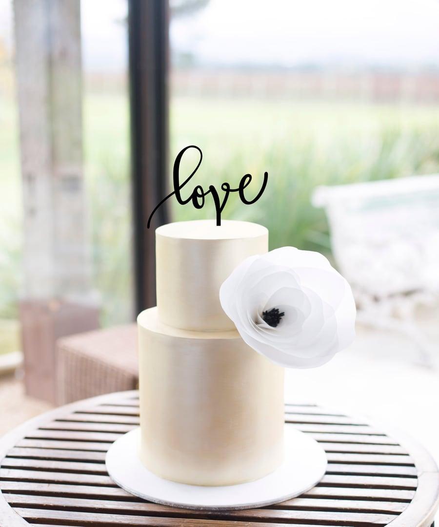 Image of Love Script