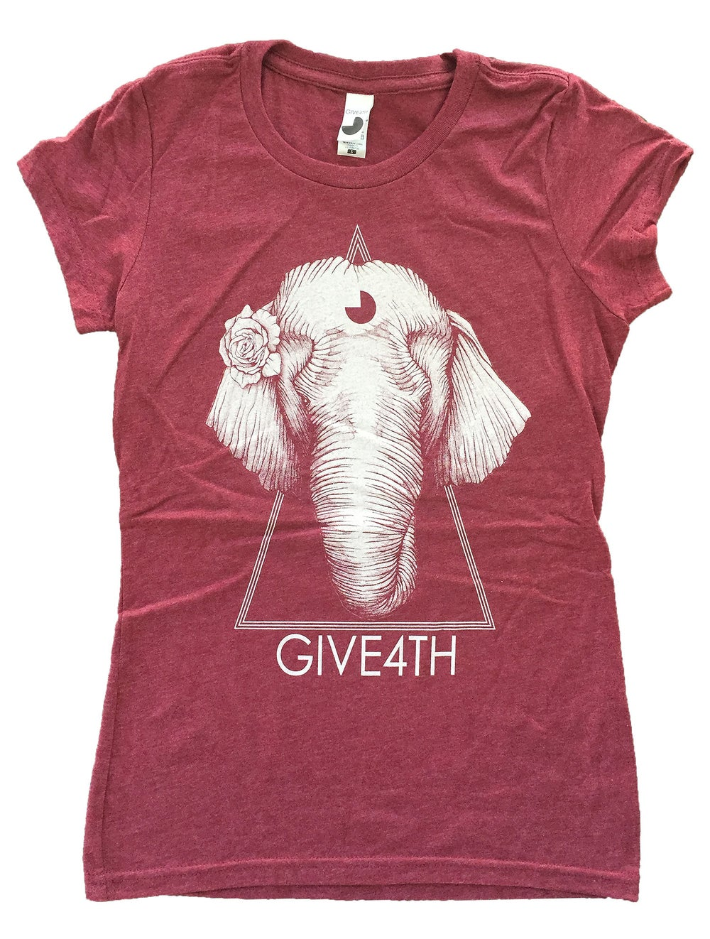 Image of Give4th Elephant Nature Park Women's Tshirt