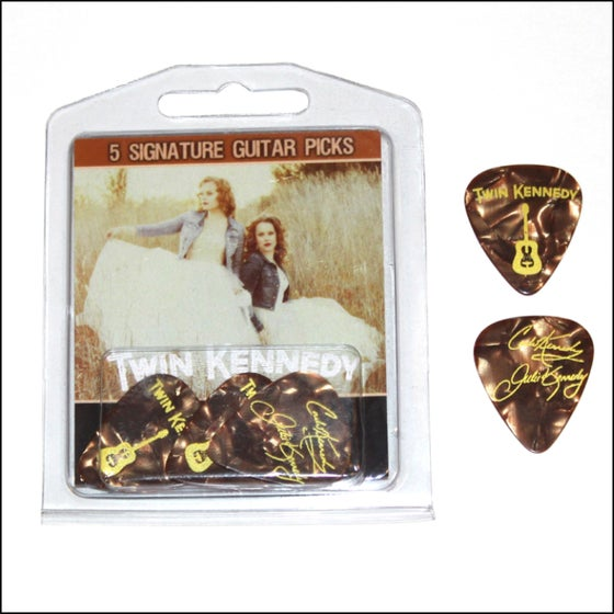 Image of Guitar Pick Pack