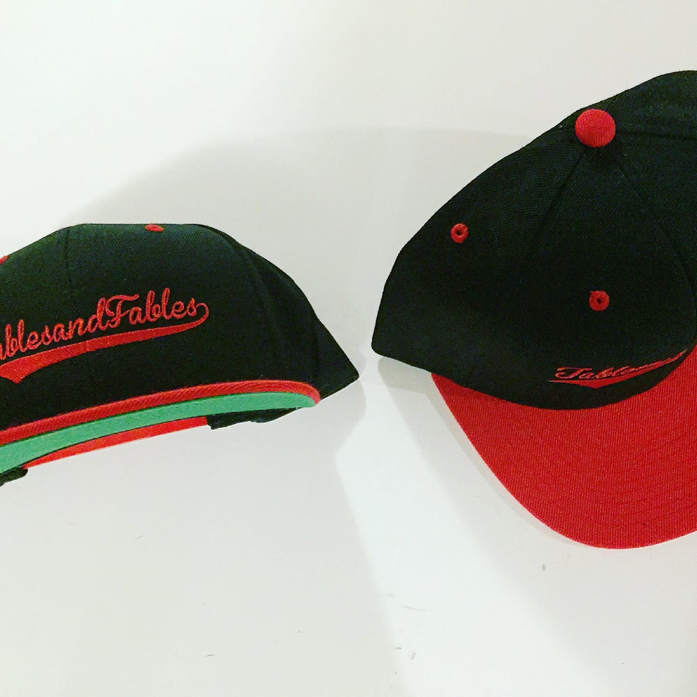 "Image of T&F ""Springtraining"" SnapBack"