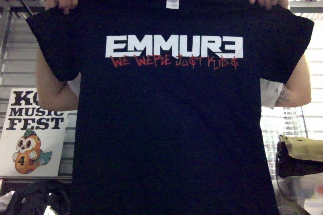 "Image of EMMURE ""JUST KIDS"" SHIRT"