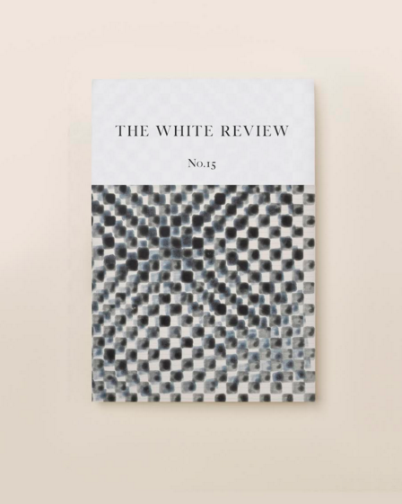Image of The White Review No. 15