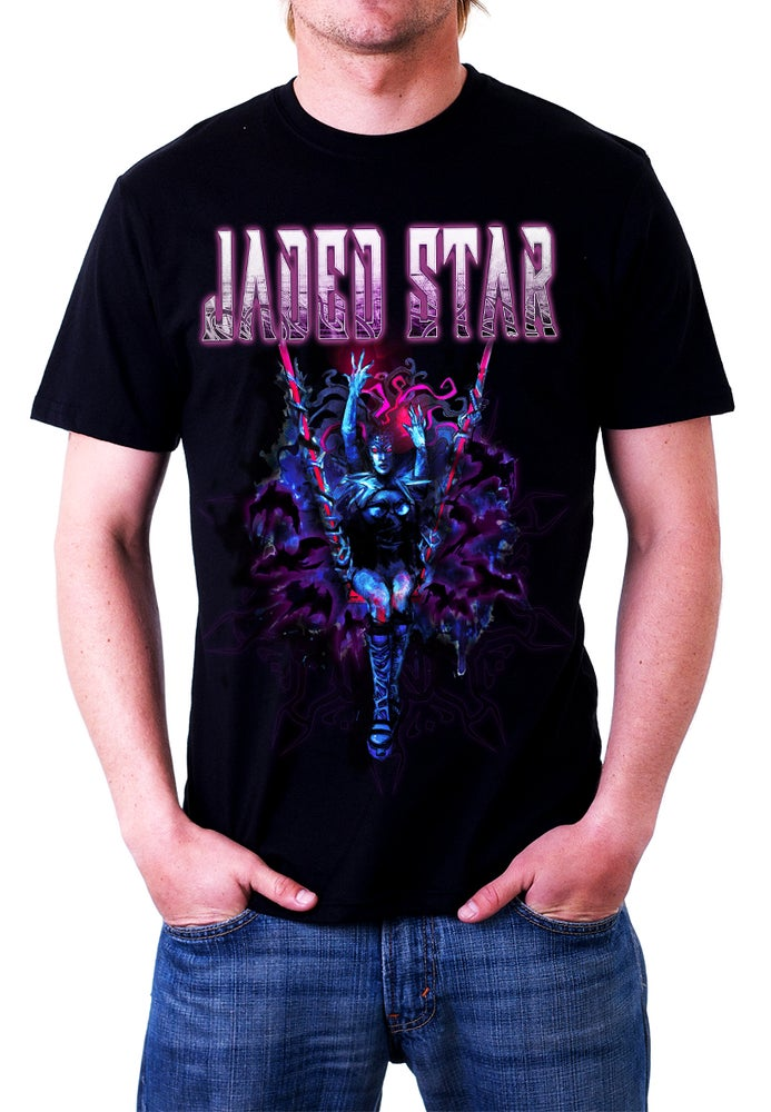 "Image of Jaded Star ""Queen Of Darkness"" Men"
