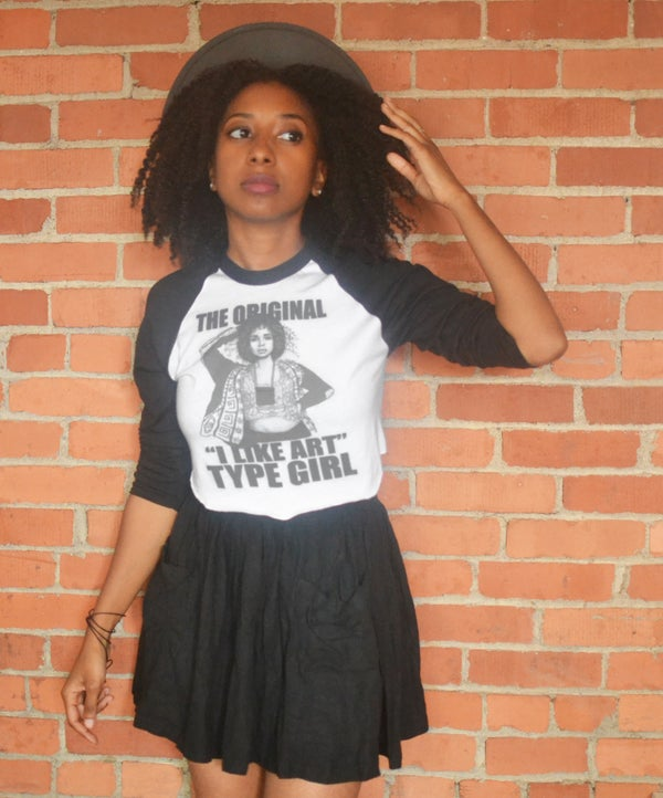 "Image of ""I Like Art"" T-Shirt"