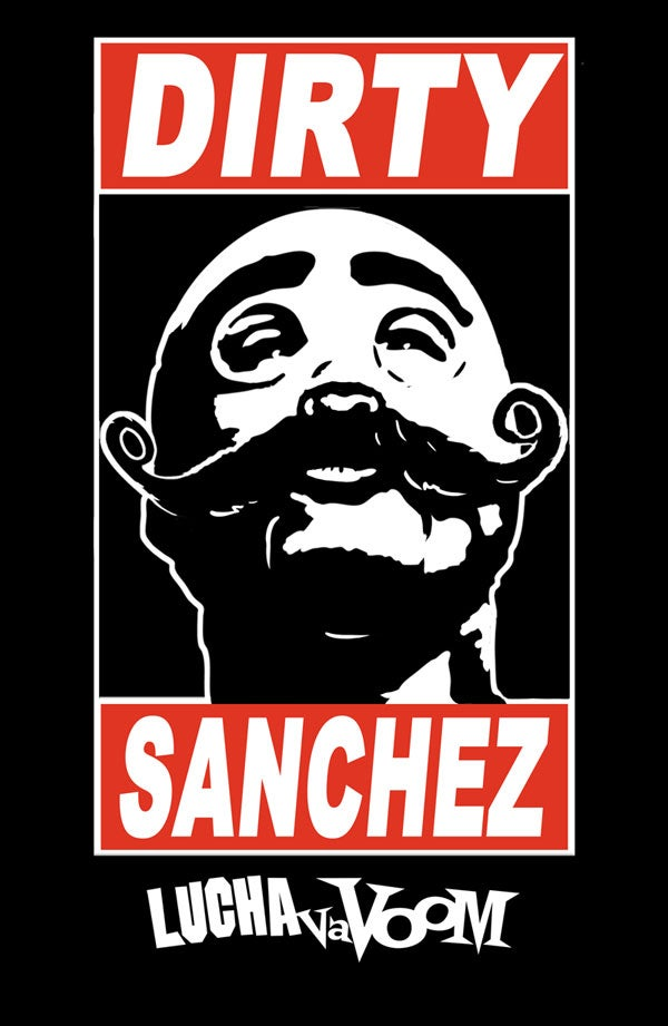 Image of Dirty Sanchez T-shirt