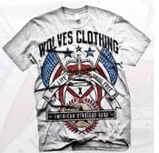 Image of American Straight Edge T-Shirt