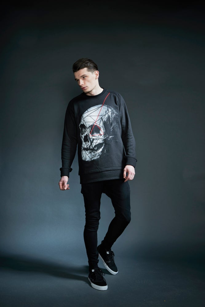 Image of REAPER crewneck (sold out)
