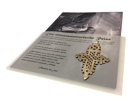 Image of Limited edition postcard set inc. an original handmade cross