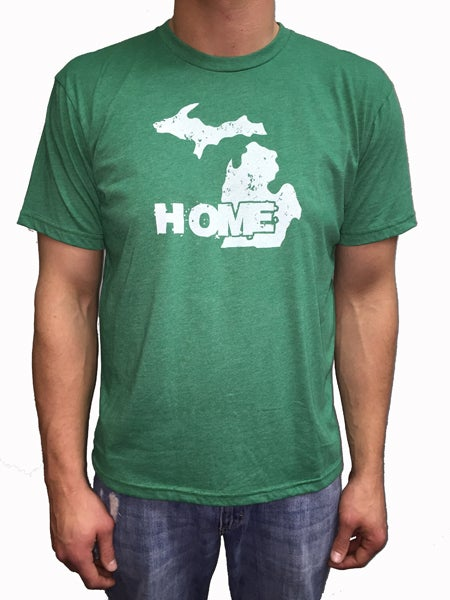 Image of HOME State Unisex Tee