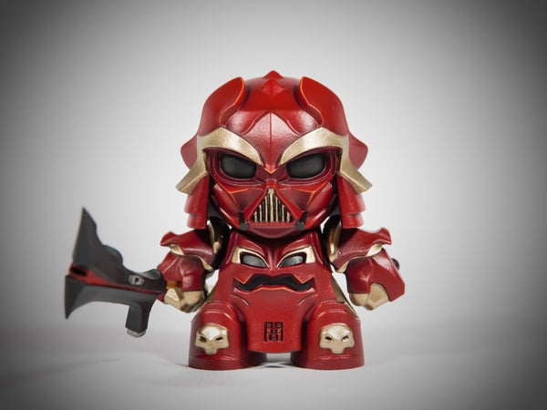 Image of Darth Samurai Crimson