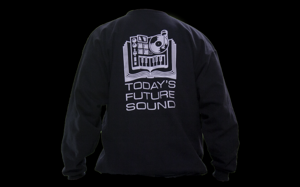 Image of SP-1200 B4L Crew Neck Sweat Shirt