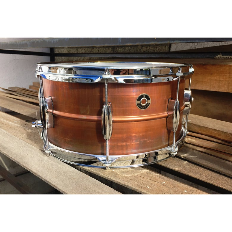 Image of The Gentleman's Series Copper Snare