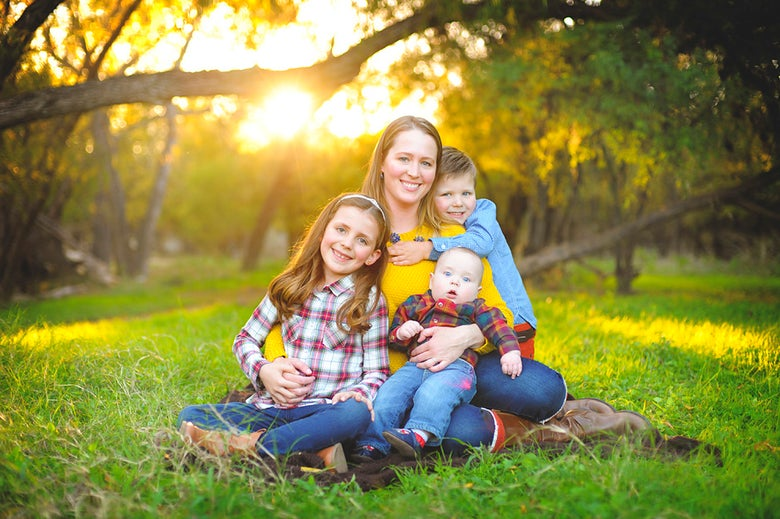 Image of Family Session DEPOSIT