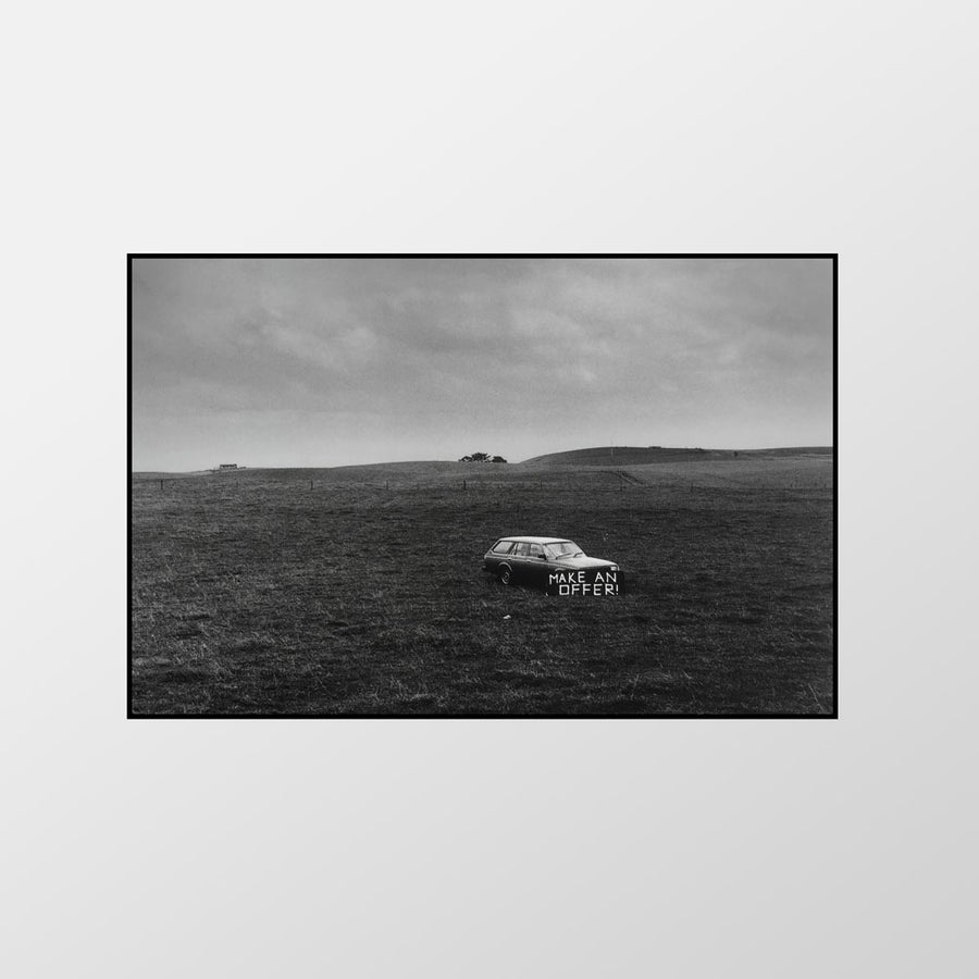 Image of Station wagon for sale, Tower Hill, 1995 – Limited edition of 100