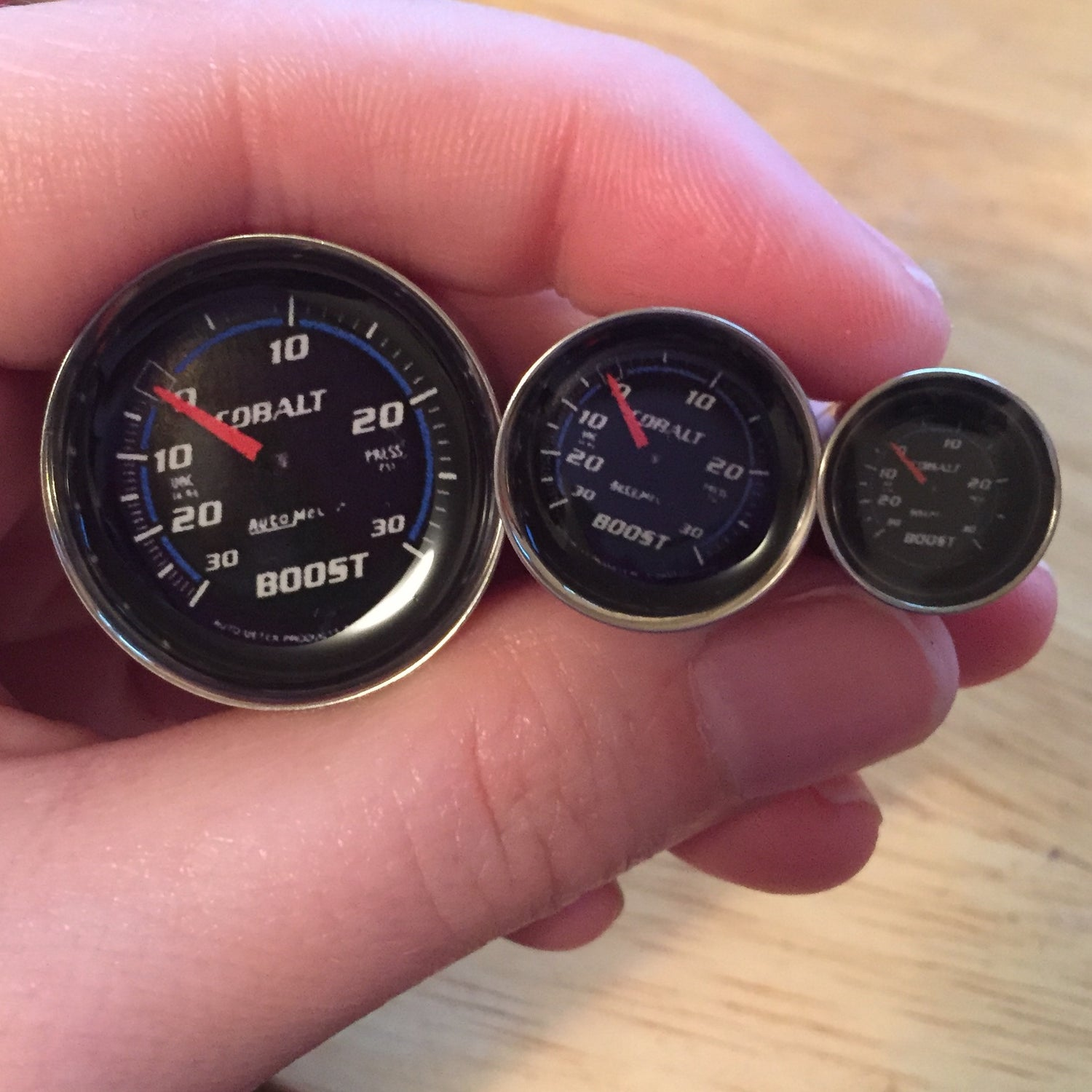 "Image of ""Gauges"" (sizes 2g-2"")"