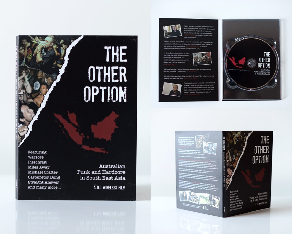 Image of The Other Option DVD (Digipack)