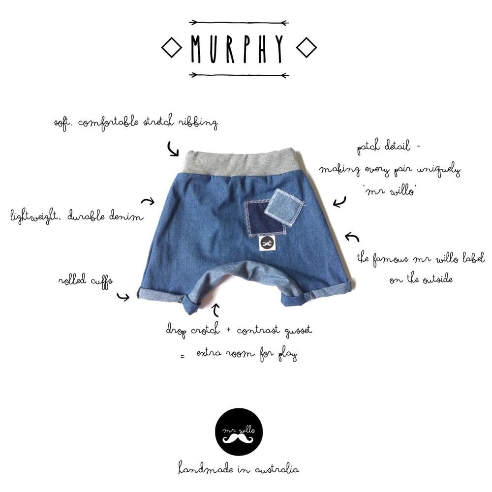 Image of ◇ M U R P H Y ◇ shorts