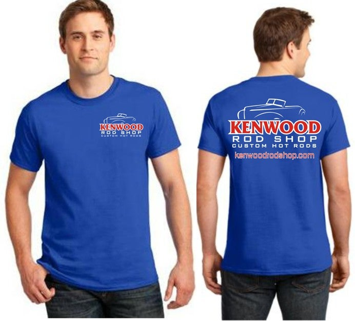 Image of Royal Kenwood Rod Shop T-Shirt
