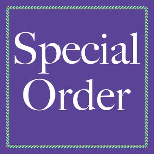 Image of Special Order for Beth