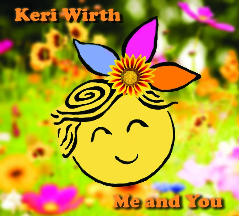 Image of Me and You by Keri Wirth CD