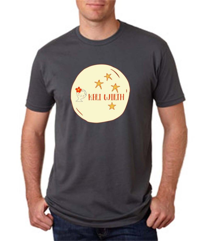 Image of Keri Wirth Concert T-Shirt