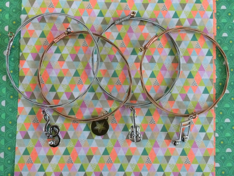 Image of Rock Star Charm Bracelets