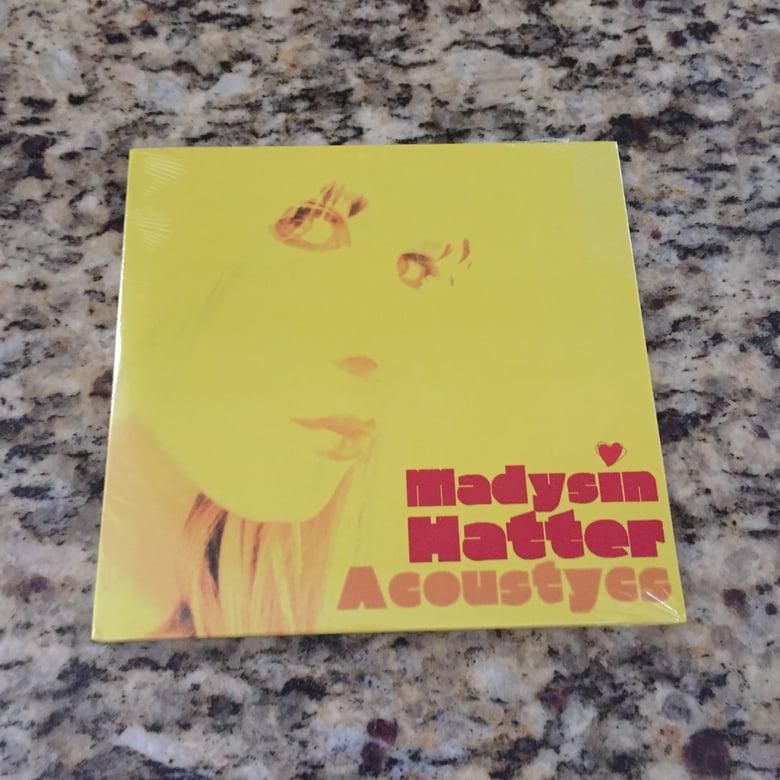 "Image of Madysin Hatter ""Acoustycs"" Album"