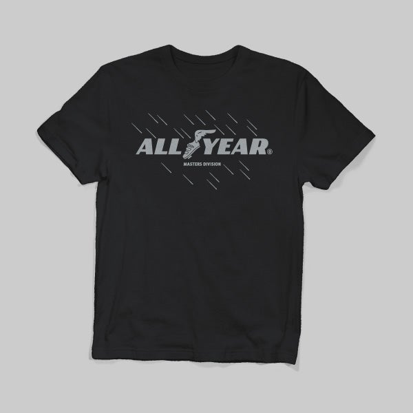 "Image of Masters Division ""All Year"" long-sleeve & short-sleeve"