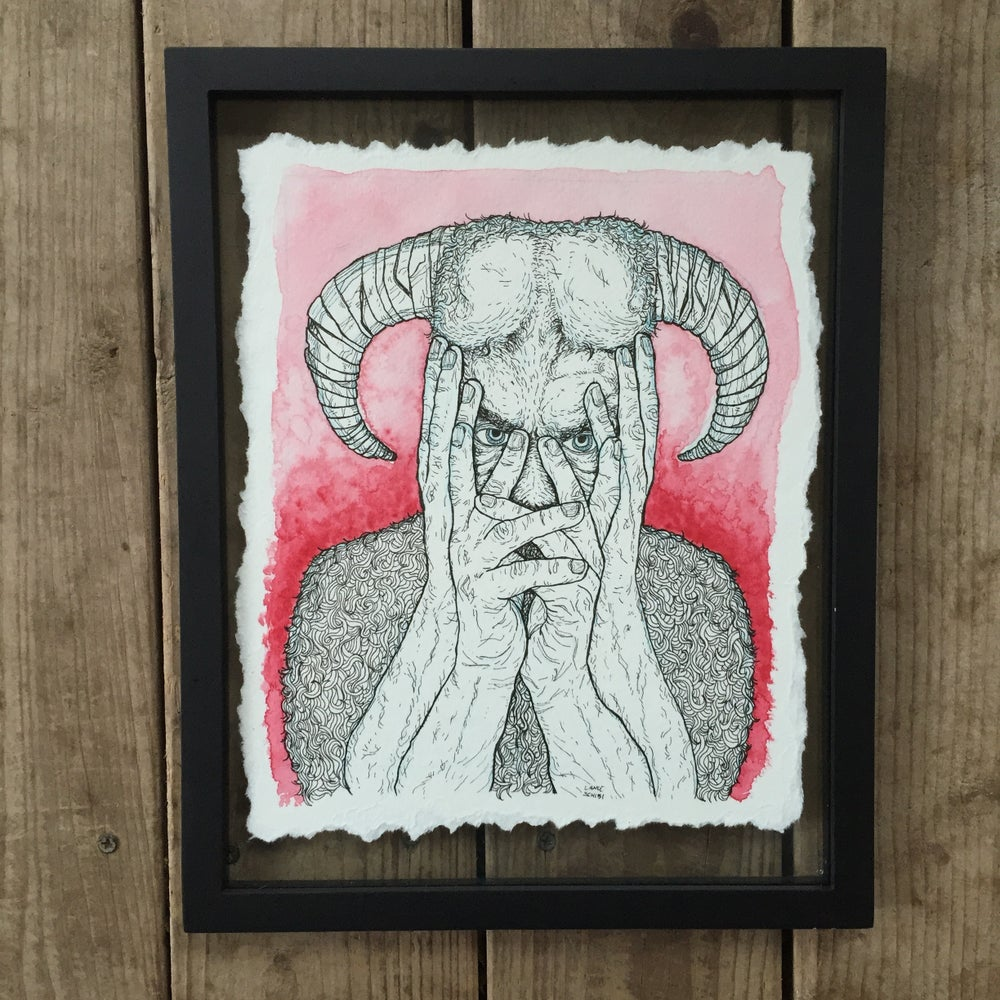 Image of Bullheaded Secret Original