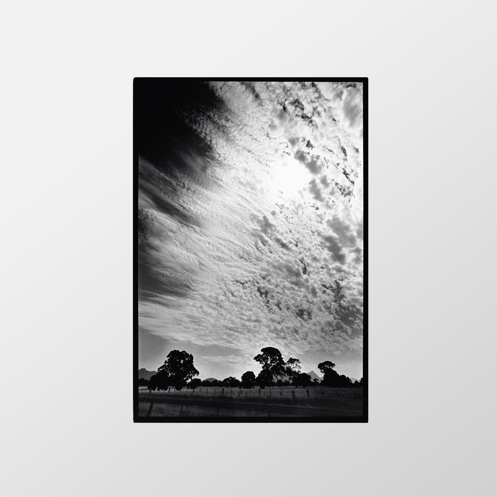 Image of Cloudscape on the Old Ararat Road, Dunkeld, 2003 – Limited Edition of 100