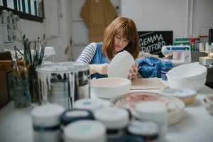 Image of GEMMA PATFORD ROPE VESSEL WORKSHOPS @ HOMEWORK STUDIOS
