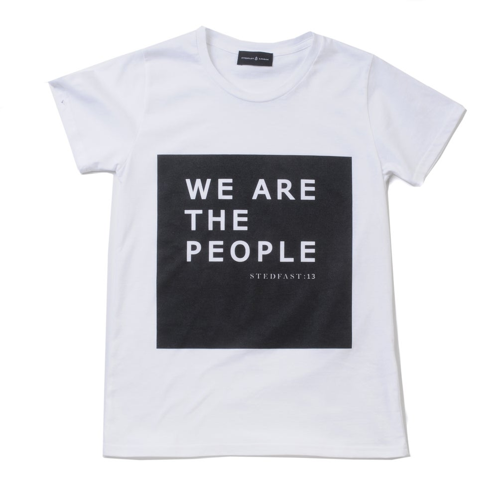 Image of We Are The People T-shirt