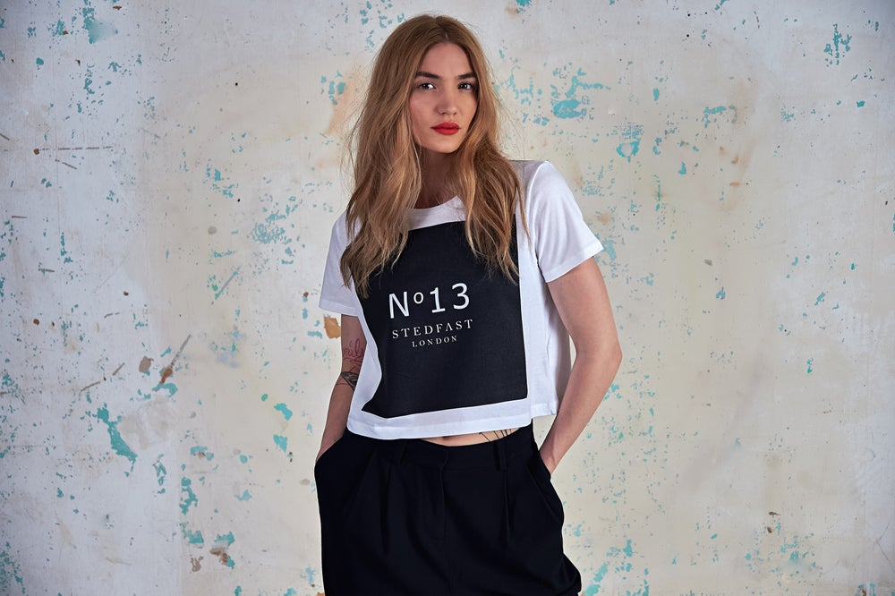 Image of Womens №13 Crop Top