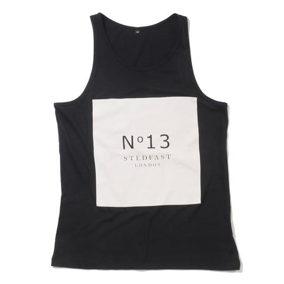 Image of Mens № 13 Black Vest