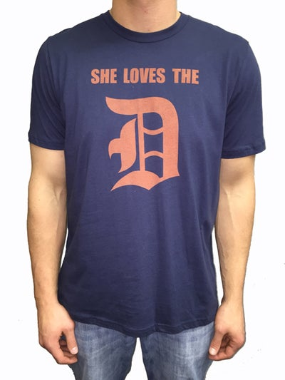 Image of She Loves The D Unisex Tee