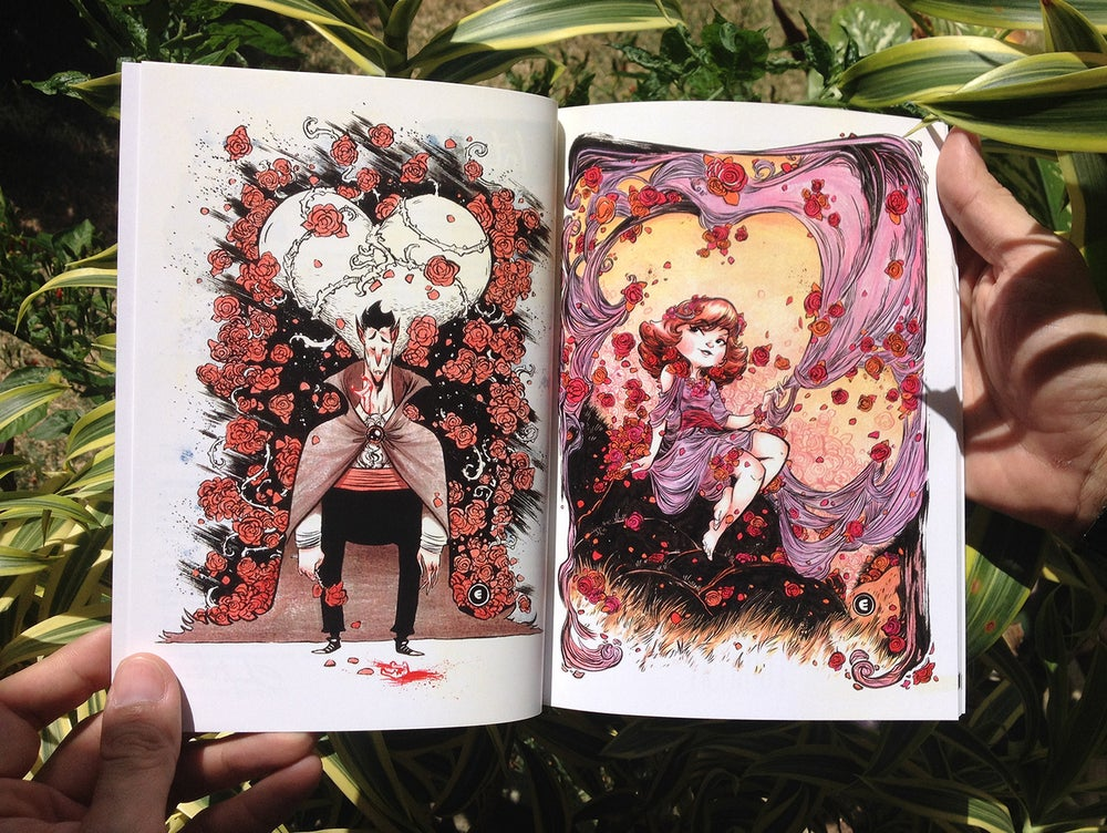 Image of BOOK - Lovely Darkness Vol.2