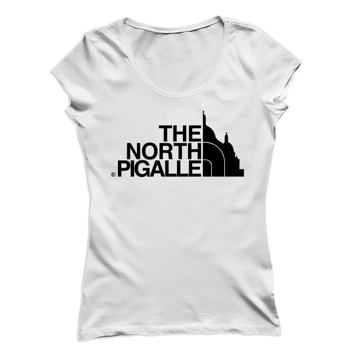 Image of The North Pigalle B/W Femme