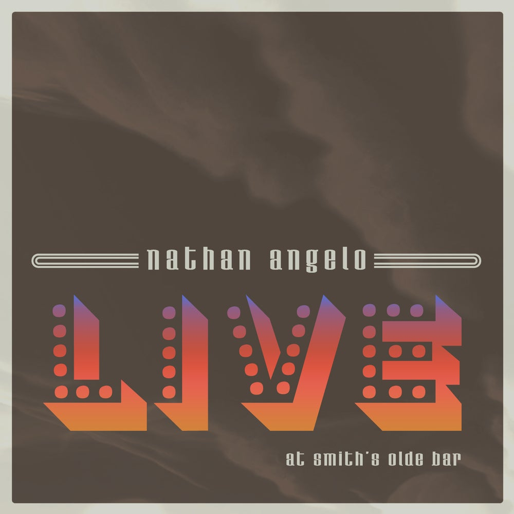 Image of Live at Smith's Olde Bar CD // Autographed