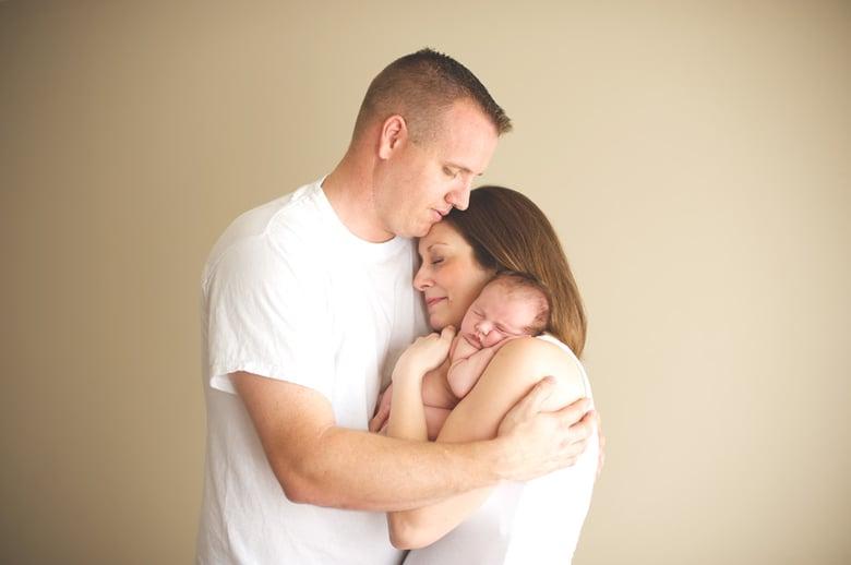Image of Maternity + Newborn Session DEPOSIT