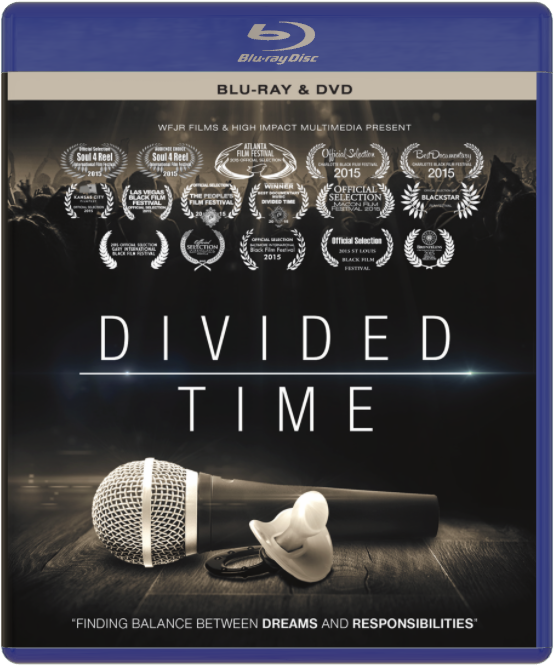 "Image of ""Divided Time"" Blu-Ray/DVD Combo"