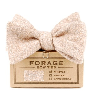 Image of nutmeg {bow tie}