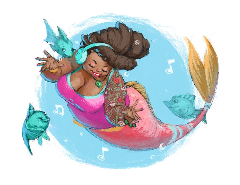 Image of Singing Under the Sea