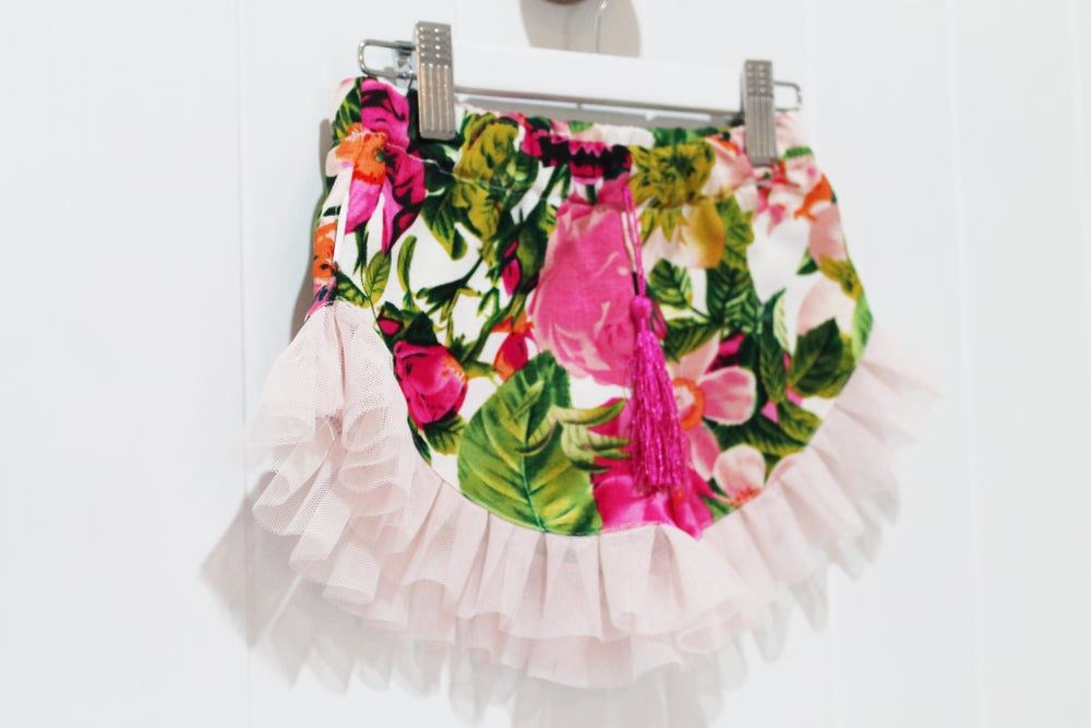 Image of Pixie Dust Shorts - Rose Luxe