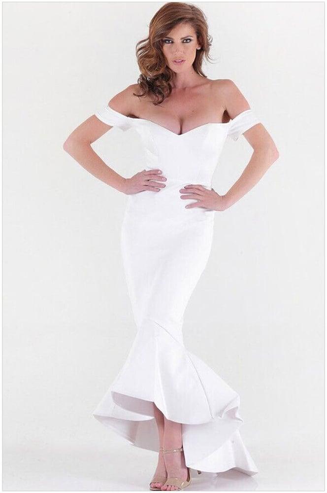 Image of HOT V SHOW BODY FASHION DESIGN DRESS